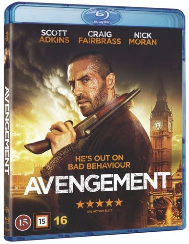 Avengement (bluray)