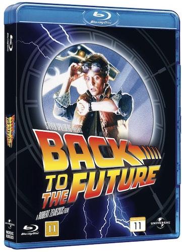 Tillbaka till framtiden (bluray)