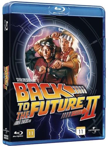 Tillbaka till framtiden 2 (bluray)