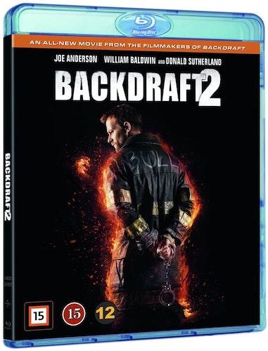 BACKDRAFT 2: FIRE CHASER (bluray)