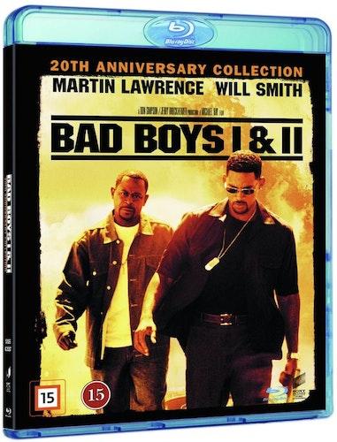 BAD BOYS 1 & 2 (bluray)