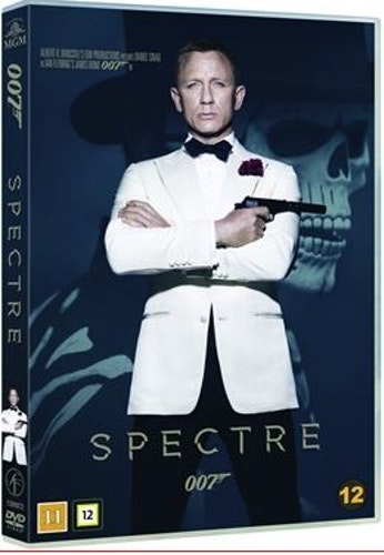 007 James Bond - Spectre (DVD)