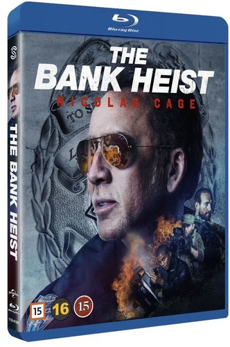 211: THE BANK HEIST bluray