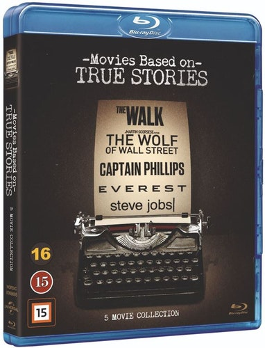 Based on true stories vol. 1 (bluray)