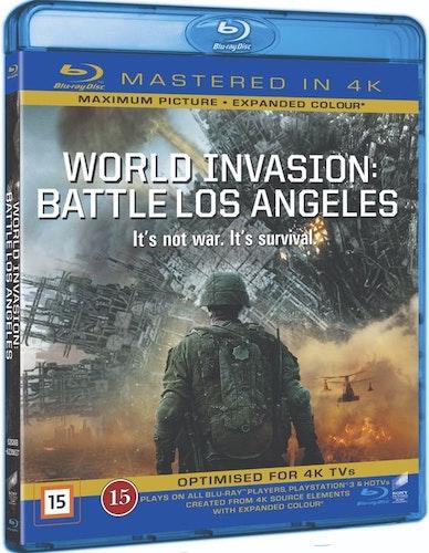 BATTLE LOS ANGELES (mastered in 4K)