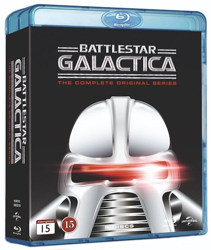 Battlestar Galactica (1978) - The Complete Original Series bluray
