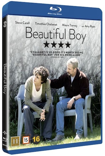 BEAUTIFUL BOY (bluray)