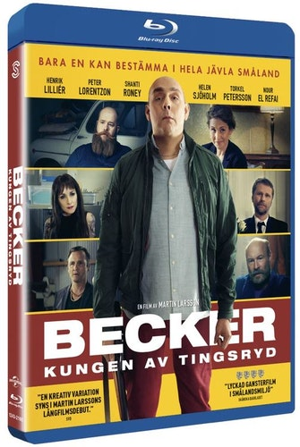 Becker (bluray)