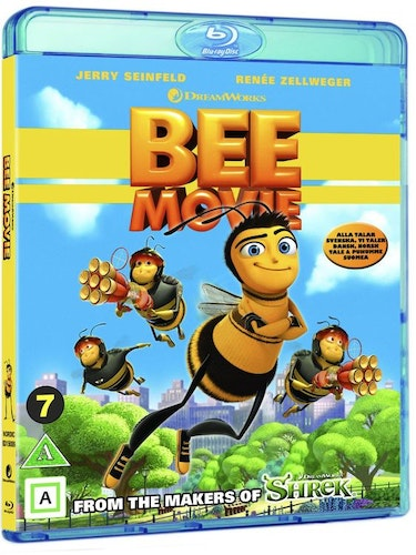 Bee Movie (bluray)