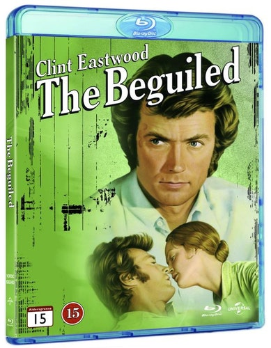 The Beguiled från 1971 (bluray)