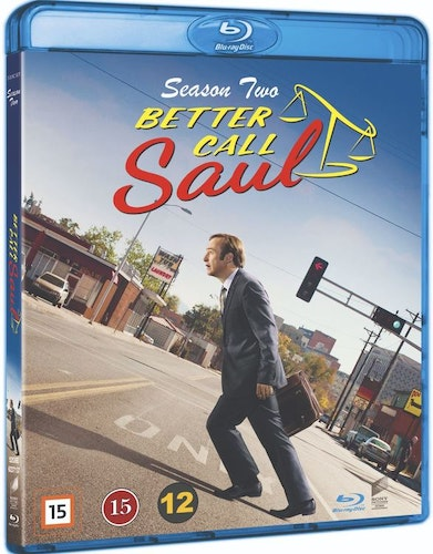 Better Call Saul säsong 2 (bluray)