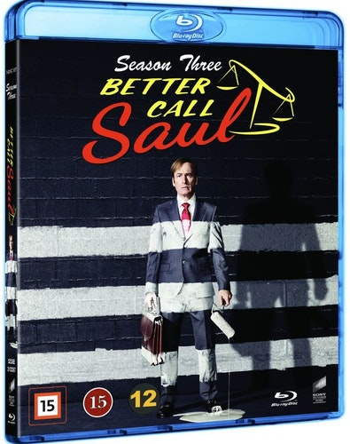 Better Call Saul säsong 3 (bluray)
