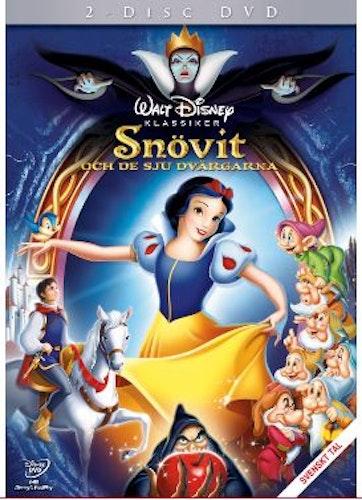 Disneyklassiker 1 Snövit DVD