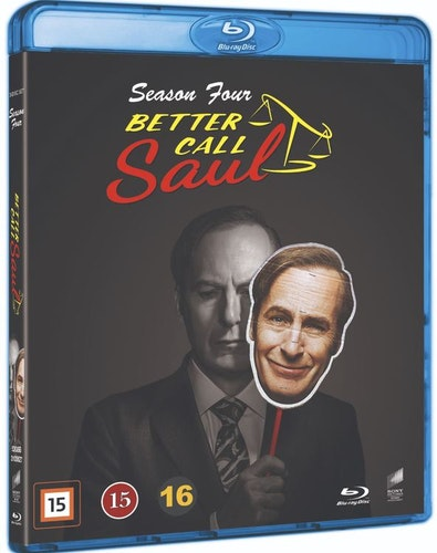 Better Call Saul säsong 4 (bluray)