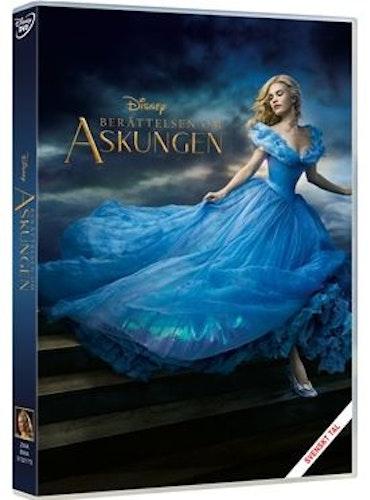 Disneys Berättelsen om Askungen (2015) DVD