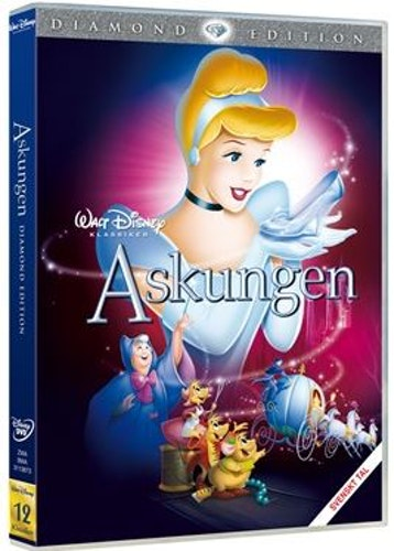 Disneyklassiker 12 Askungen (2015) DVD