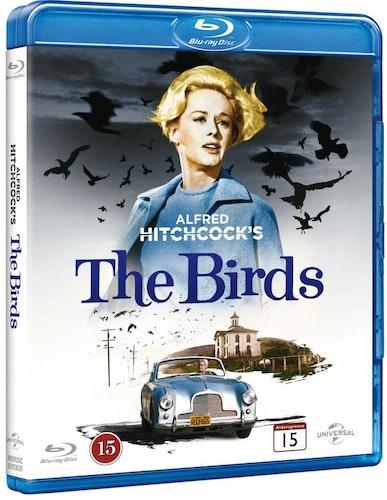 Fåglarna (bluray)