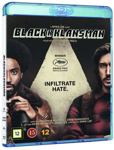 BLACKKKLANSMAN (bluray)