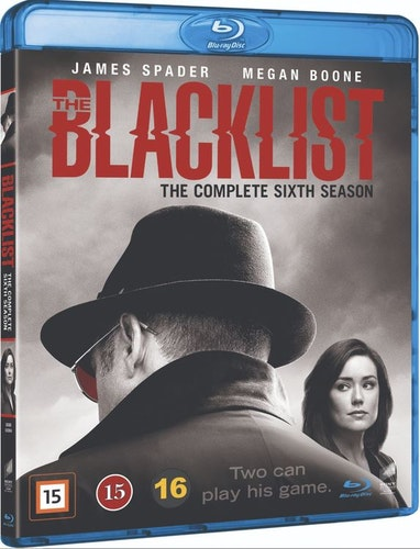 Blacklist  - säsong 6 (bluray)
