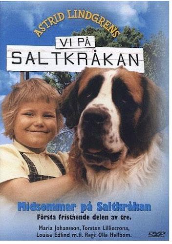 Vi på Saltkråkan volym 1 av 3 DVD