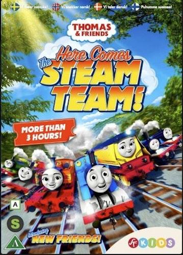 Thomas & vännerna - Här kommer Ångloksgänget! DVD