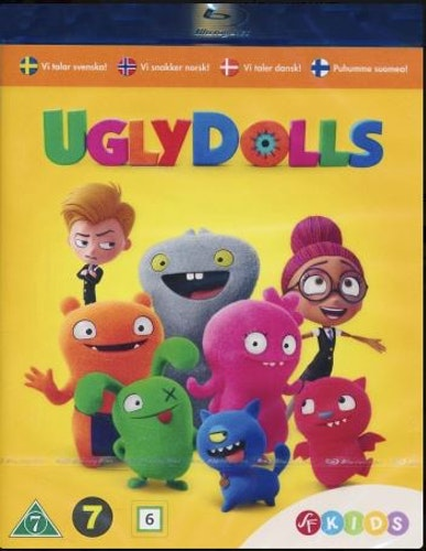 Uglydolls (Bluray)