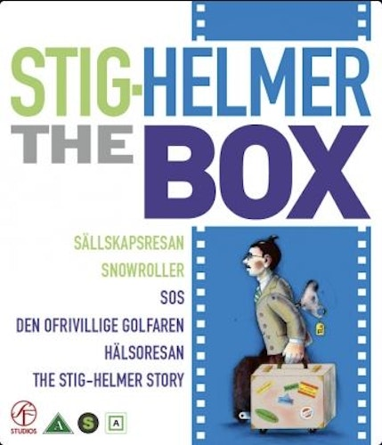 Stig-Helmer - The Box (Bluray)