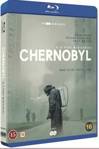 Chernobyl (2-disc) bluray