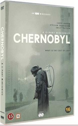 Chernobyl (2-disc) DVD