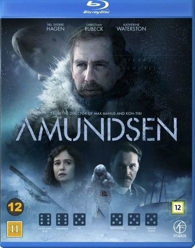 Amundsen (Bluray)
