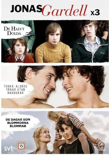 Jonas Gardell X 3 DVD