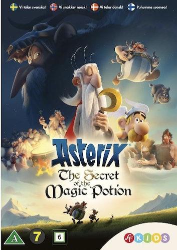 Asterix / Den magiska drycken (DVD)