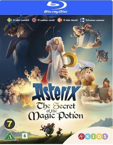 Asterix / Den magiska drycken (bluray)