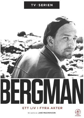Bergman - Ett liv i fyra akter (TV-serien) DVD