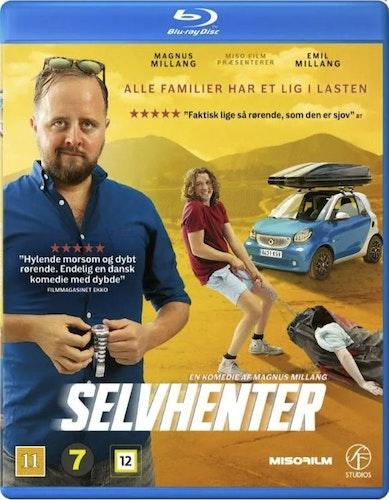 Selvhenter (AKA Livet Med Tandsmør) (Blu-ray)