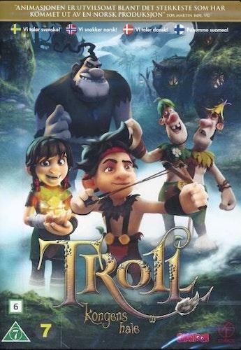 Trollkungens svans (DVD)