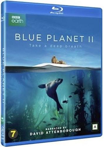 Blue Planet II (bluray)