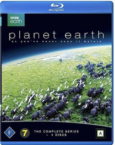 Planet earth (bluray)