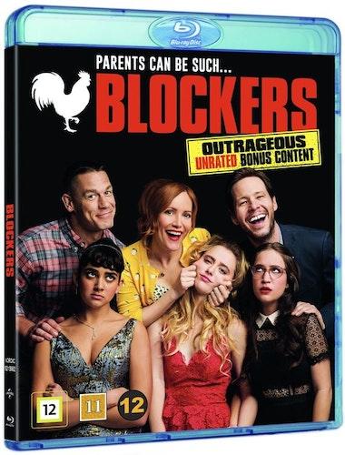 Blockers (bluray)