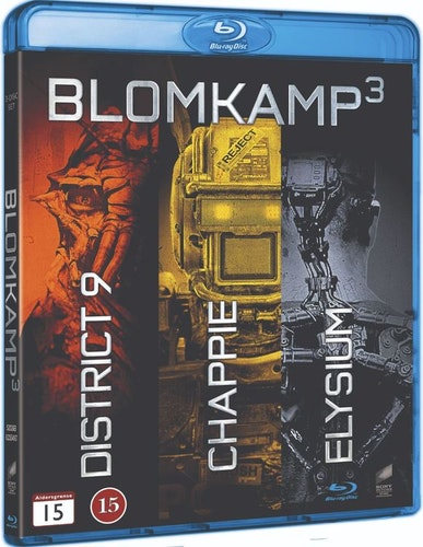 Blomkamp collection (bluray) UTGÅENDE