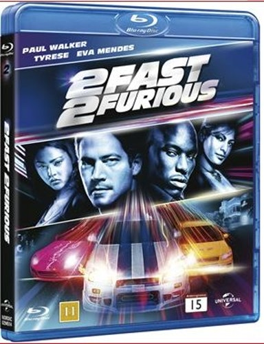 2 Fast 2 furious  bluray