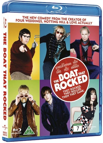 Boat that rocked (bluray)