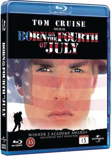 Född den Fjärde Juli (bluray)