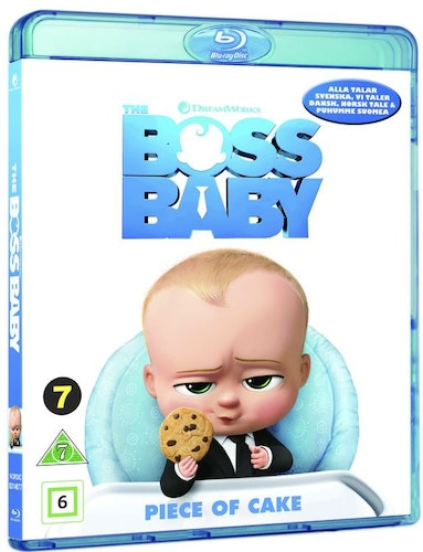 Babybossen (bluray)