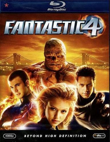 Fantastic 4 (bluray)