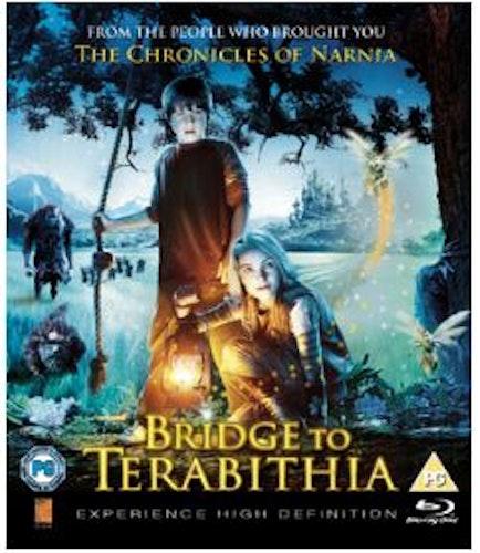 Bridge To Terabithia (bluray import)
