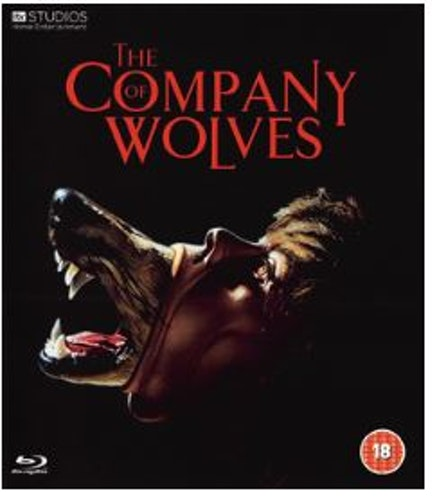 The Company Of Wolves (bluray, import)