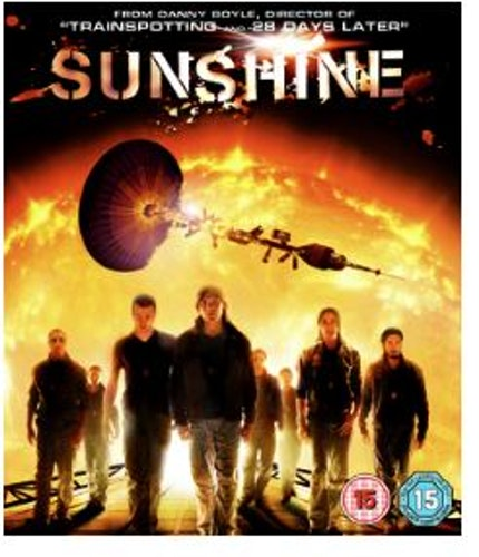 Sunshine (bluray)