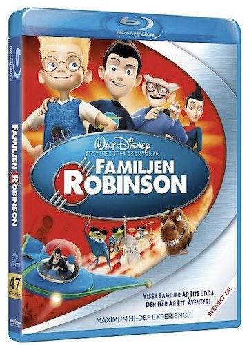 Familjen Robinson - Disneyklassiker 47 (bluray)