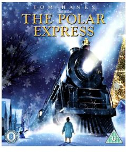 Polarexpressen Blu-Ray (import)